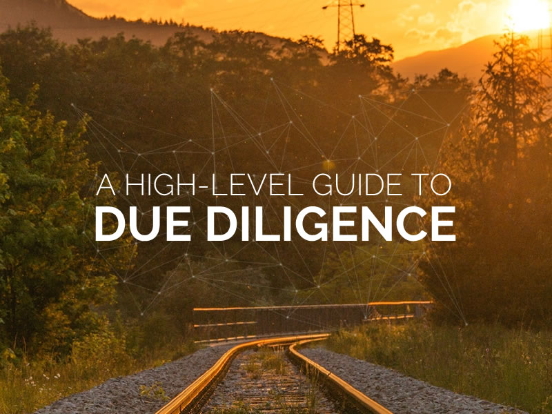 A Guide to Due Diligence